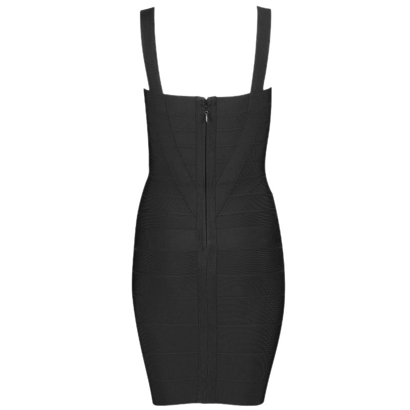 726317f2366b Bandage Kleid schwarz – noomi