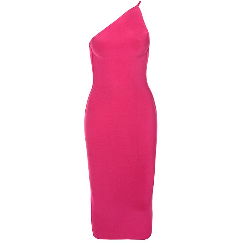 Bandage Kleid pink