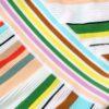 Strickkleid Midi farbig